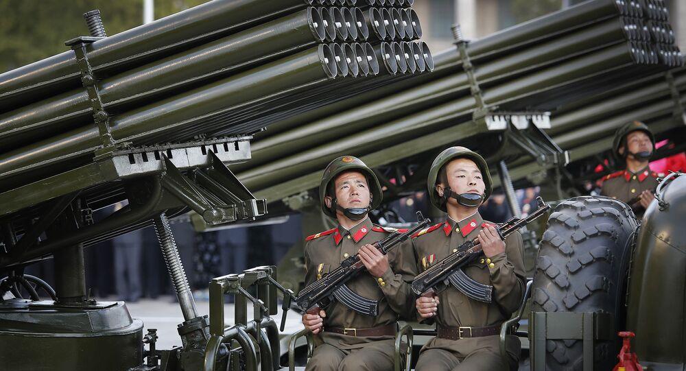 Corée du Nord, missiles