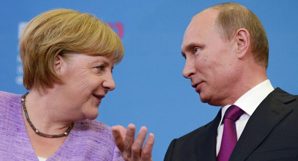 L'amitié russo-allemande gêne les USA