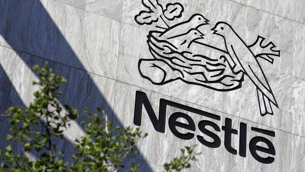 Nestlé - Sputnik France