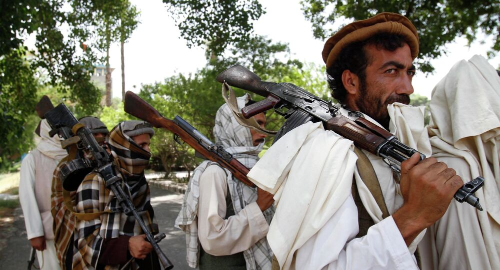 Taliban Kämpfer