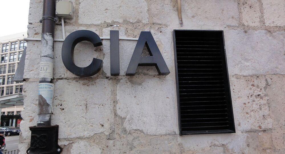 La Central Intelligence Agency ou CIA