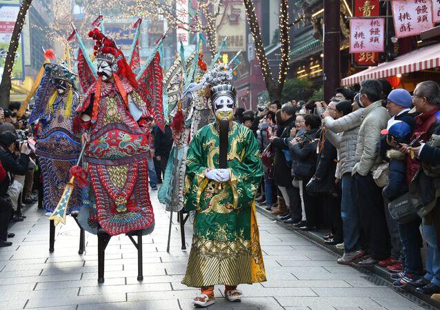 Le Nouvel an en Chine