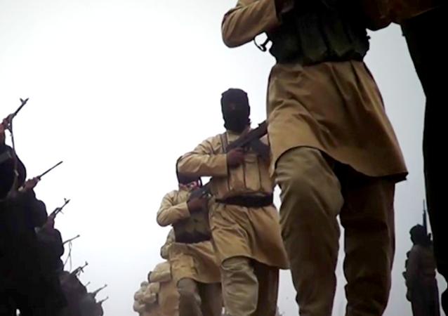 Eléments extrémistes de Daech