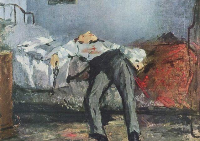 Edouard Manet - Le Suicidé