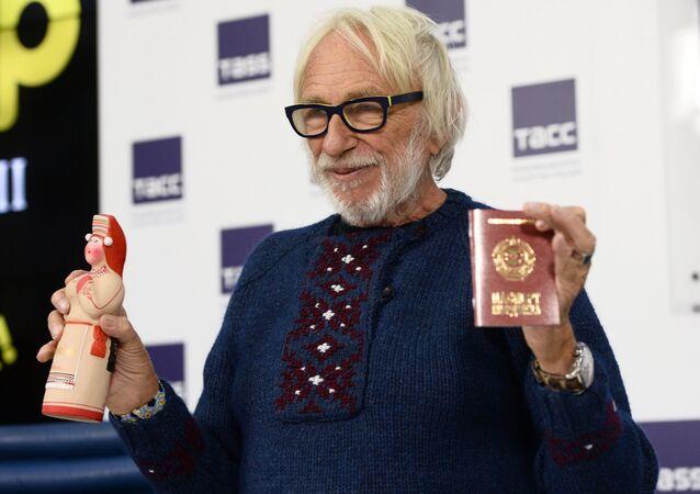 Pierre Richard à Moscou
