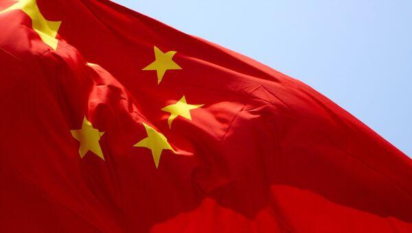Le drapeau chinois - Sputnik France