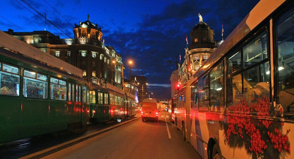 rue de Belgrade