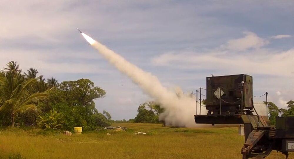 missiles antiaériens Patriot