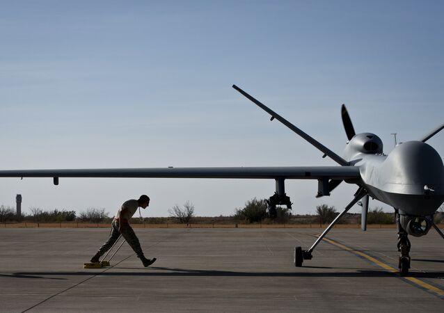Le drone de combat MQ-9 Reaper