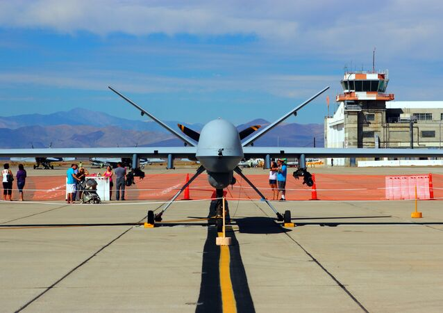 Drone MQ-9