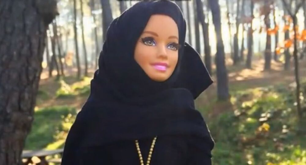 Muslim Barbie Hijarbie