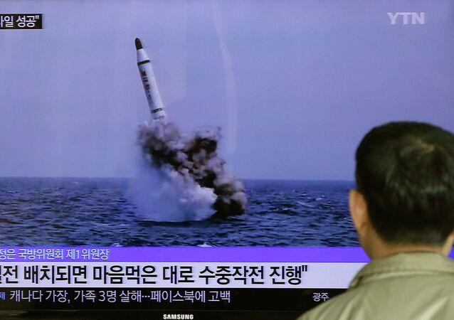 La Corée du Nord effectue de nouveaux tirs balistiques