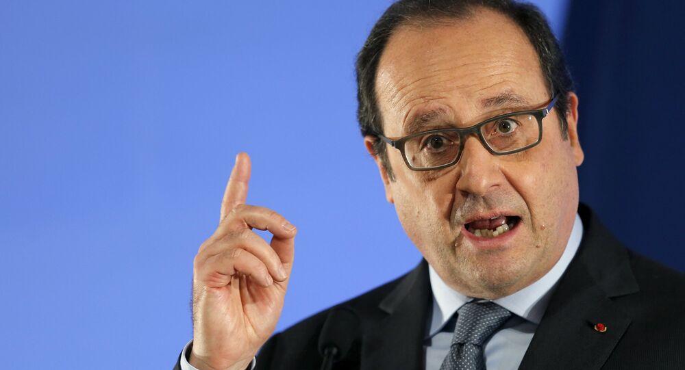 Etudiants français: notre président doit parler anglais