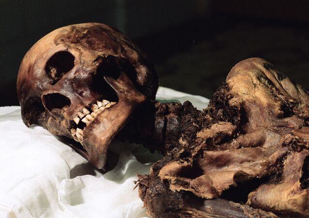 Une momie (image d'illustration)