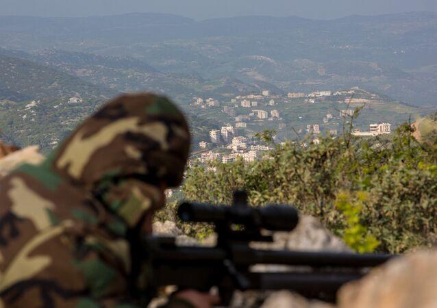 Les terroristes épuisés après l'opération de l'armée syrienne