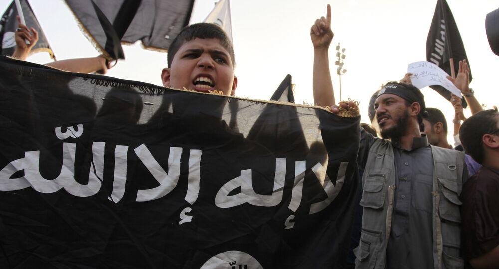 Libye, partisans de Daech
