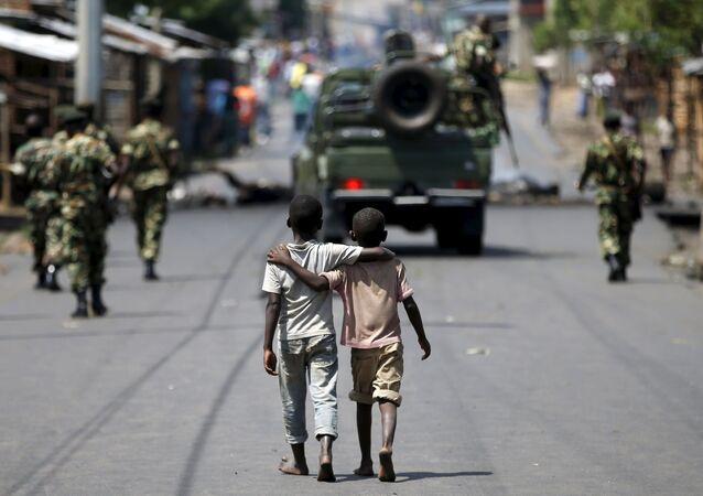 Burundi, Bujumbura