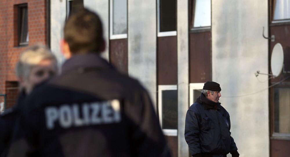 policiers allemands