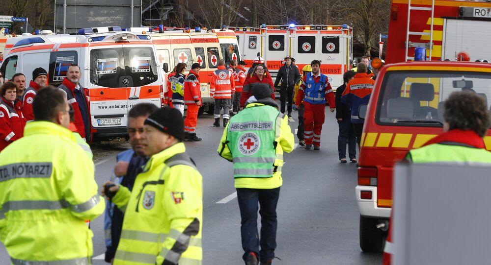 Allemagne : plusieurs morts dans une collision entre deux trains