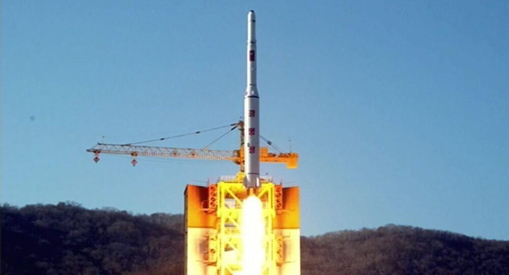 Le lancement du satellite nord-coréen Kwangmyong 4