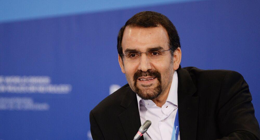L'ambassadeur iranien à Moscou, Mehdi Sanaei