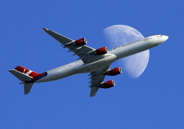 Un Virgin Atlantic