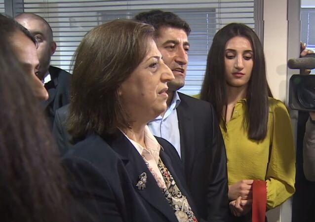 La représentation du Kurdistan syrien officiellement ouverte à Moscou