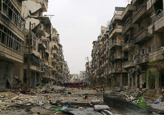 Alep après le départ des djihadistes