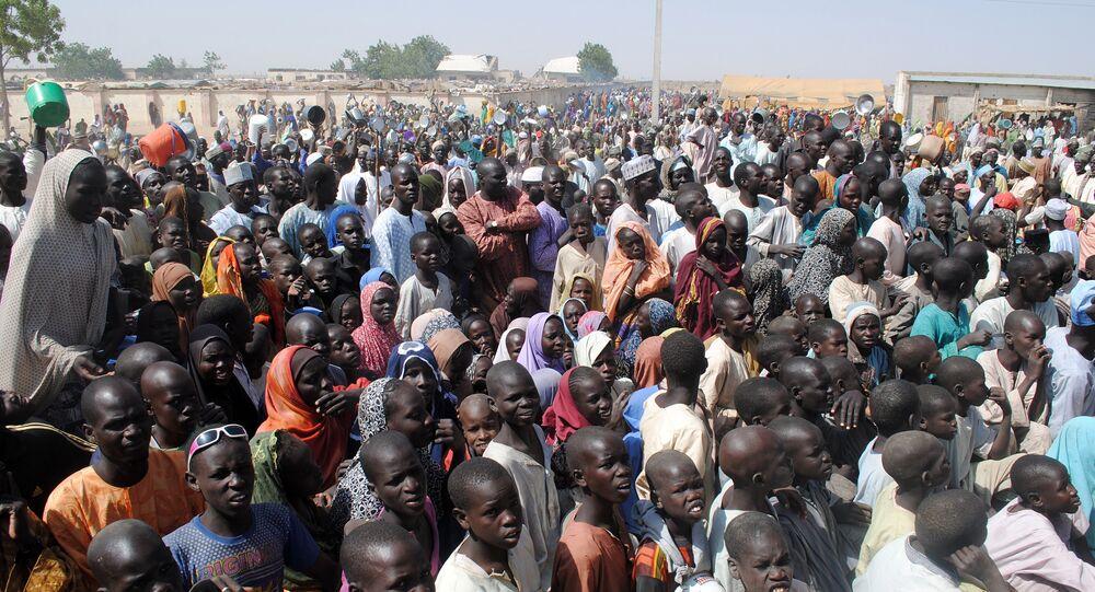 L'Etat de Borno, Nigeria