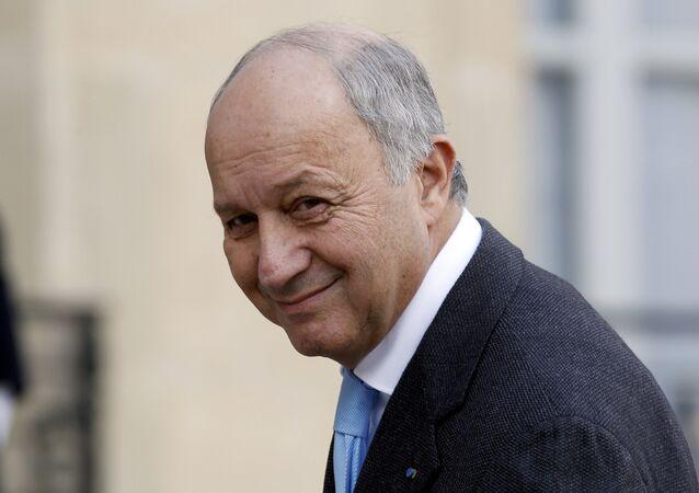 Laurent Fabius, photo d'archives