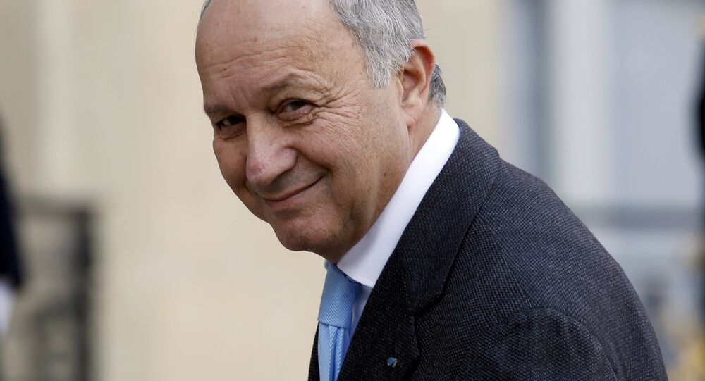 Laurent Fabius, photo d'archives