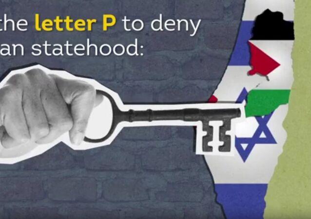Le son P, obstacle insurmontable à l'indépendance palestinienne?