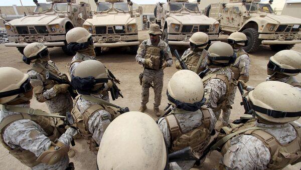 L'Arabie saoudite lance des exercices militaires inédits - Sputnik France