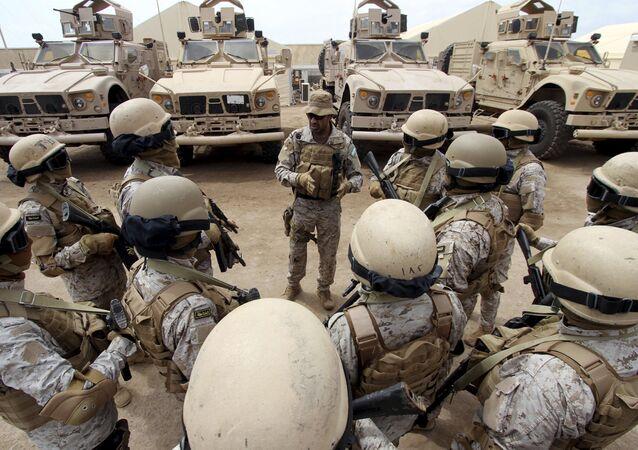 L'Arabie saoudite lance des exercices militaires inédits