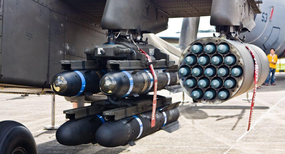 Missiles Hellfire