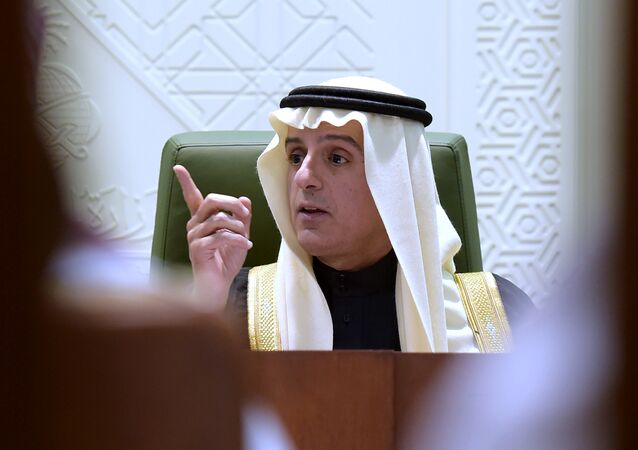 Adel al-Jubeir. Archive photo