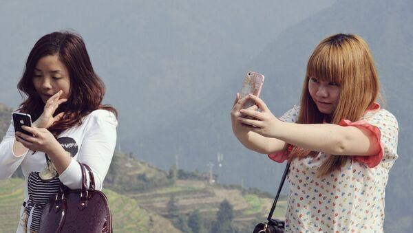 Faces of China - Self Snap - Sputnik France