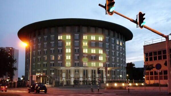l'Organisation pour l'interdiction des armes chimiques - Sputnik France