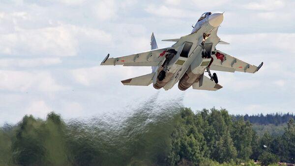 Sukhoi Su-30SM - Sputnik France