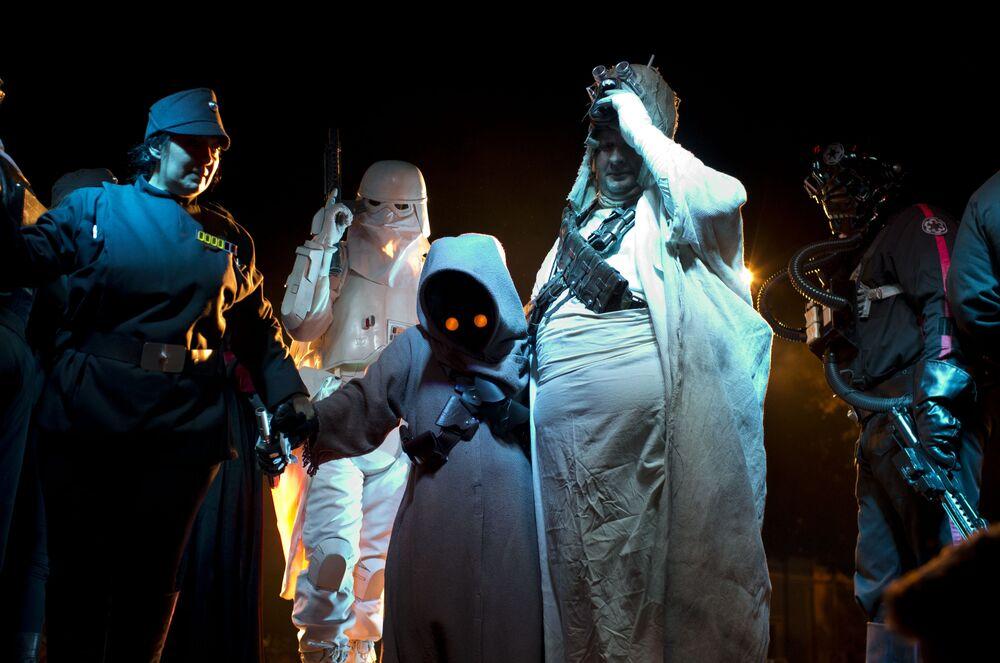 Le festival d'extraterrestres à Capilla del Monte