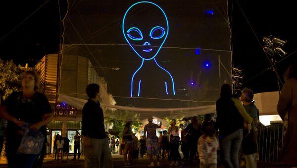 Extraterrestre - Sputnik France