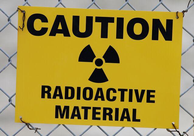 matériaux radioactifs