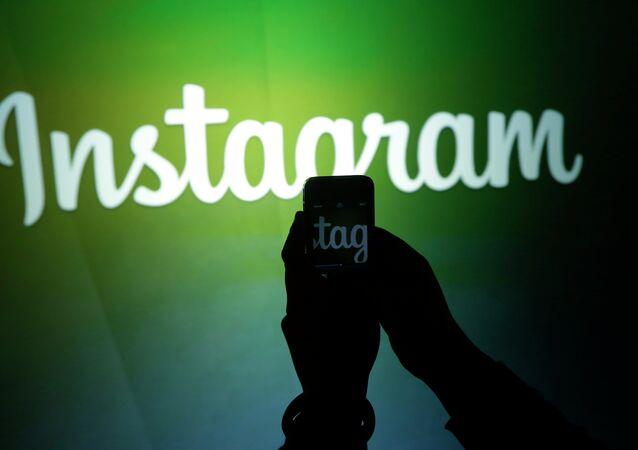 Logo du réseau Instagram