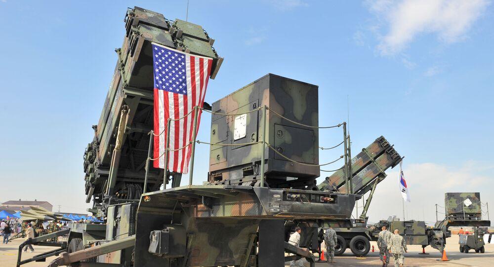Système de missile sol-air Patriot