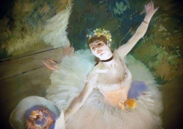 tableaux d'Edgar Degas