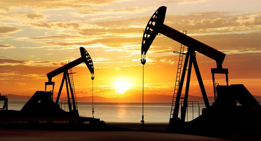 Production de pétrole en Russie