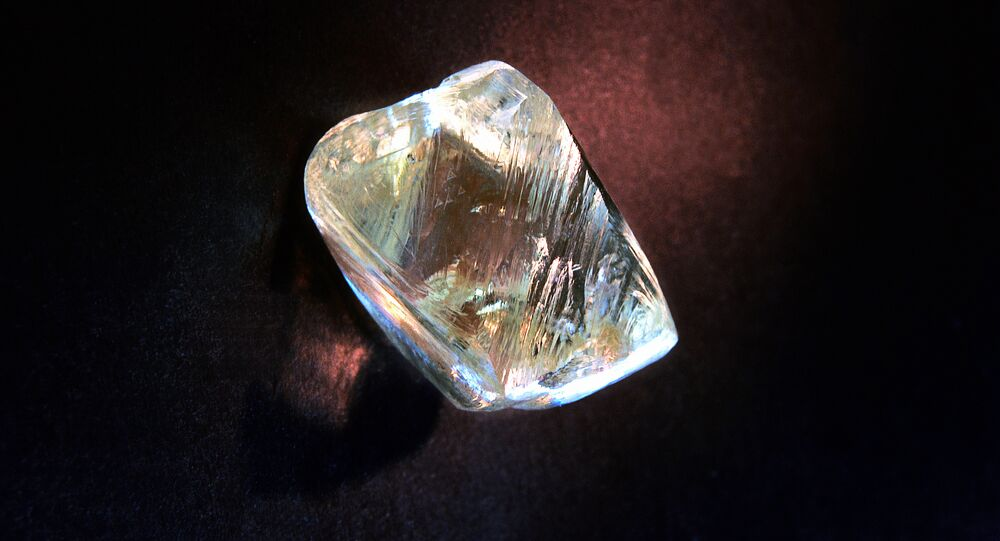 Diamant. Image d'illustration