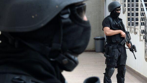 Les unités d'élites antiterroristes du BCIJ marocain - Sputnik France