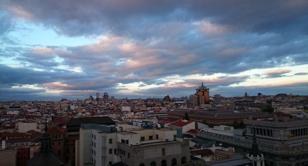 Madrid, la capitale espagnole