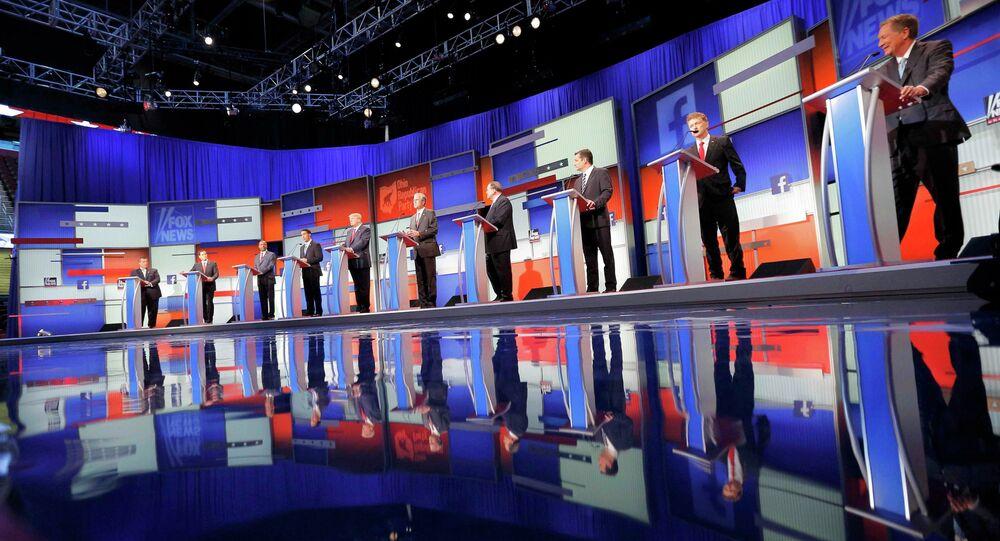 Candidats républicains à la présidence des Etats-Unis